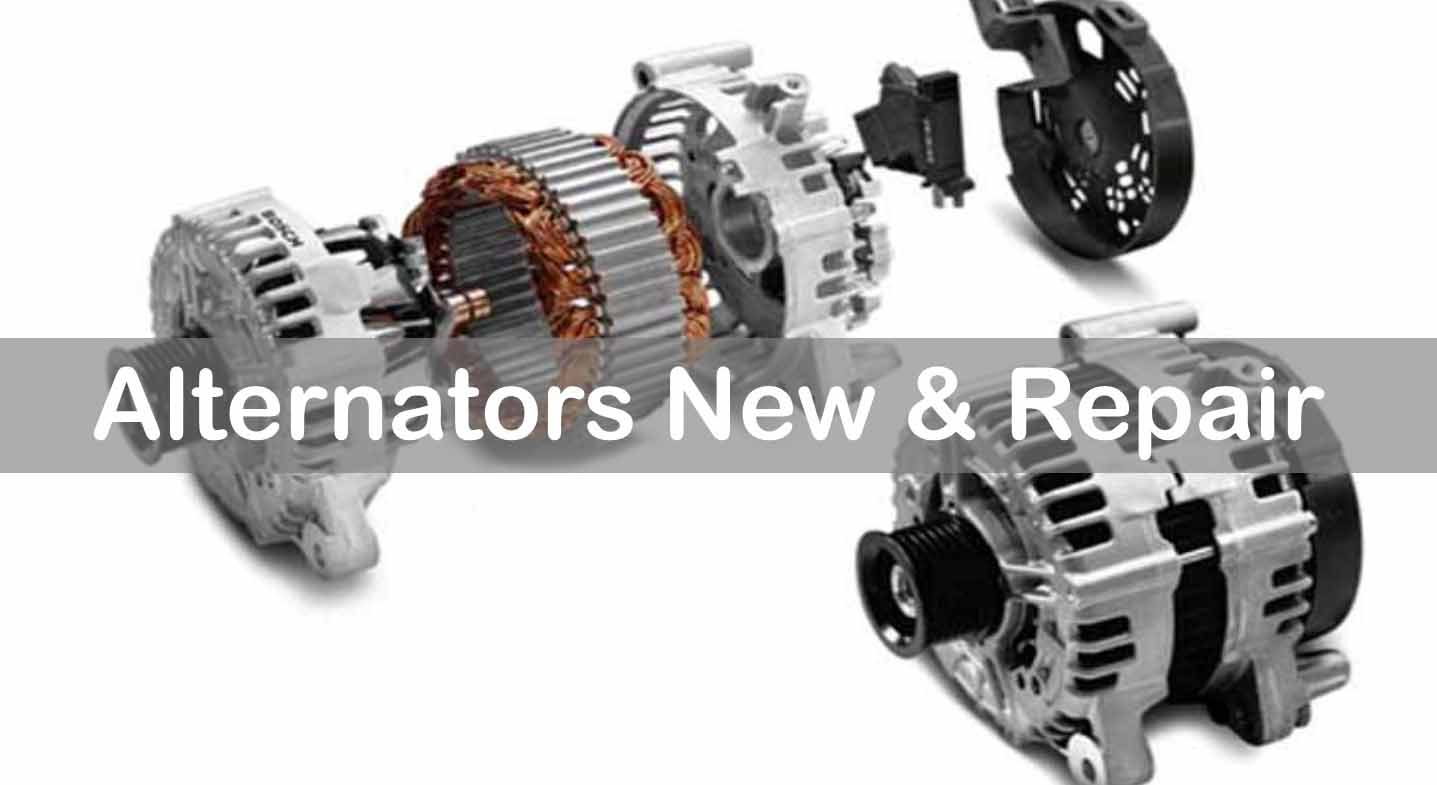 Car alternator repair & fit rockhampton