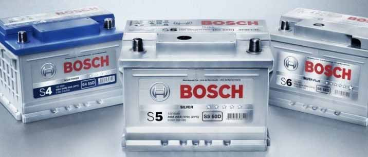 Delkor & Bosch automotive batteries rockhampton