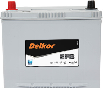 delkor efb battery