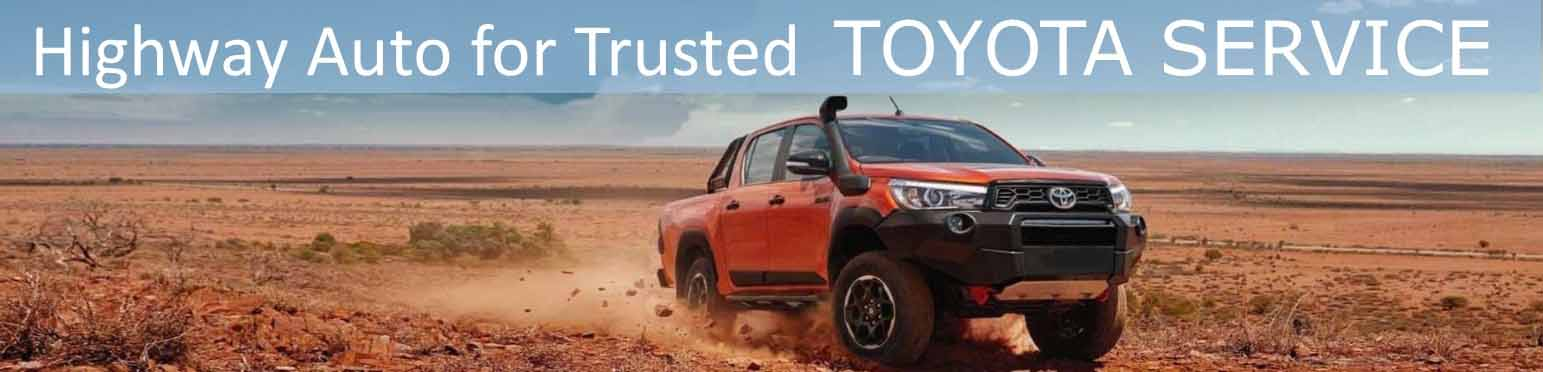 Toyota Hilux repairs & services